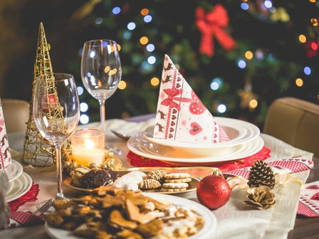 A política e as festas de fim de ano