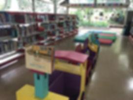 Oficina de literatura para crianças