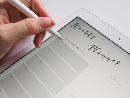 Como planejar um calendário de posts?