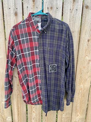 Flannel Split 1
