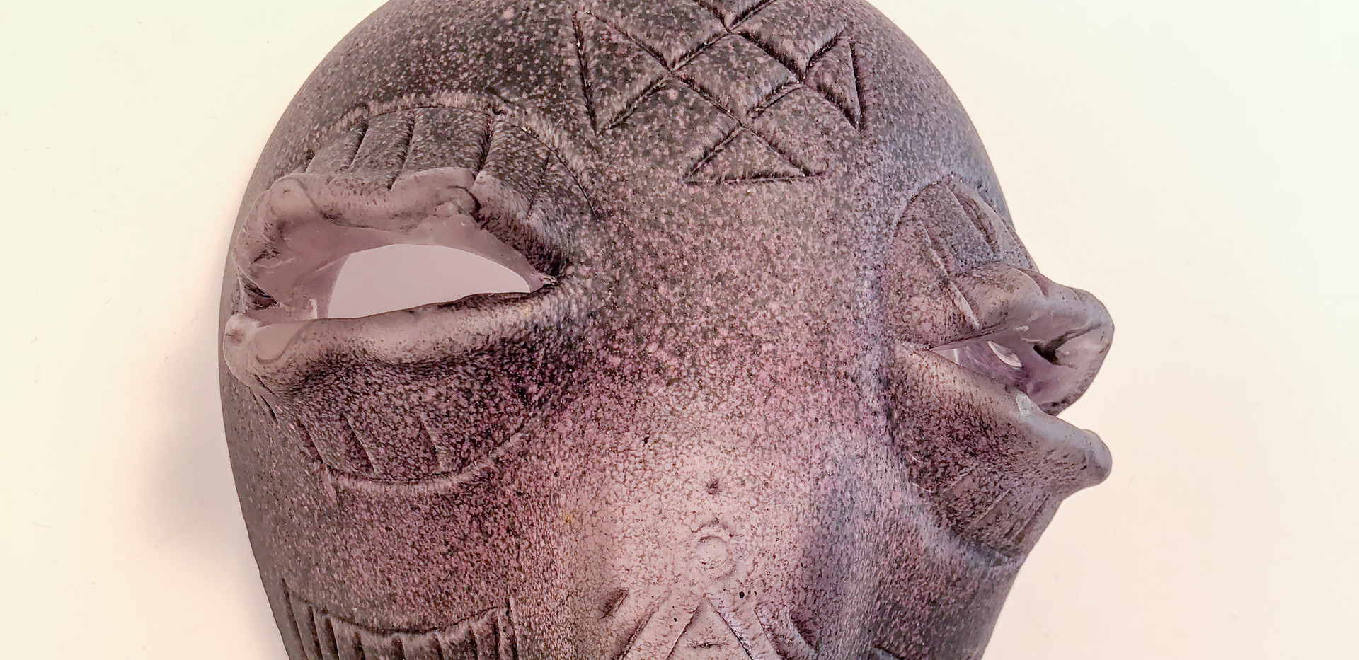 Chokwee Tribe Mask