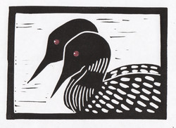Two Loons