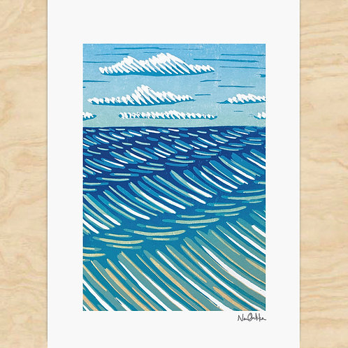 Afternoon Breeze Cards (6)