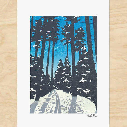 Under the Pines Cards (6)