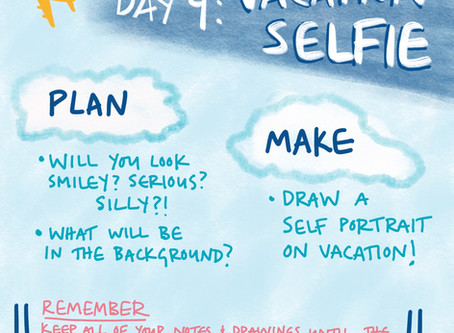 Virtual Vacation: Lesson 4