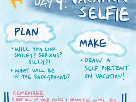 Virtual Vacation: Lesson 4