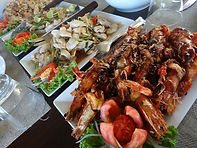 Sangsuri Villas Dining