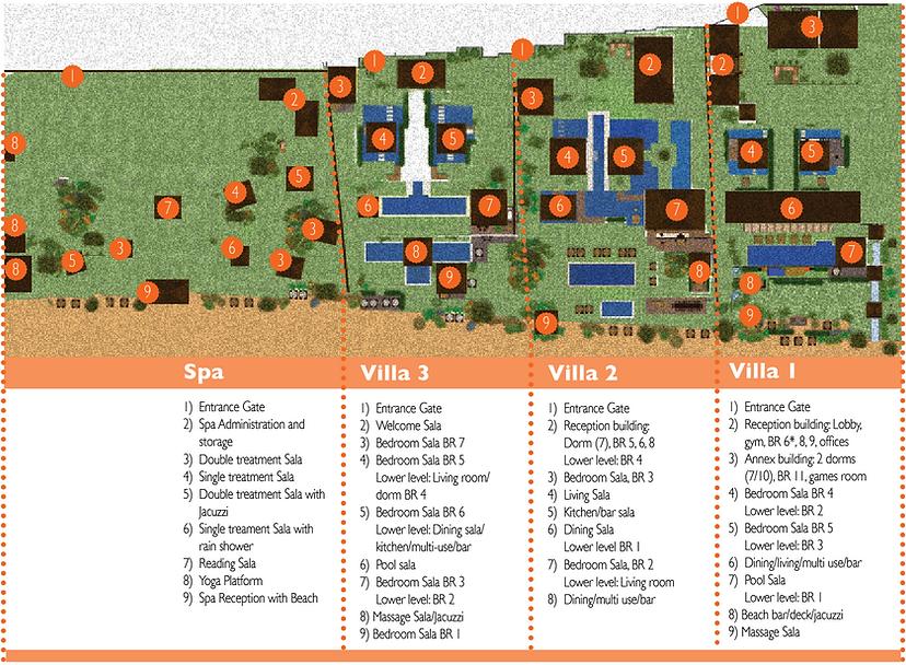 Sangsuri Villa 1 Floorplan