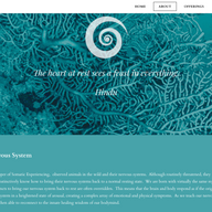 Maya's Website - About Page