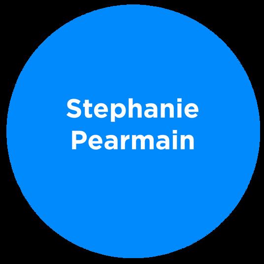 Stephanie Pearmain