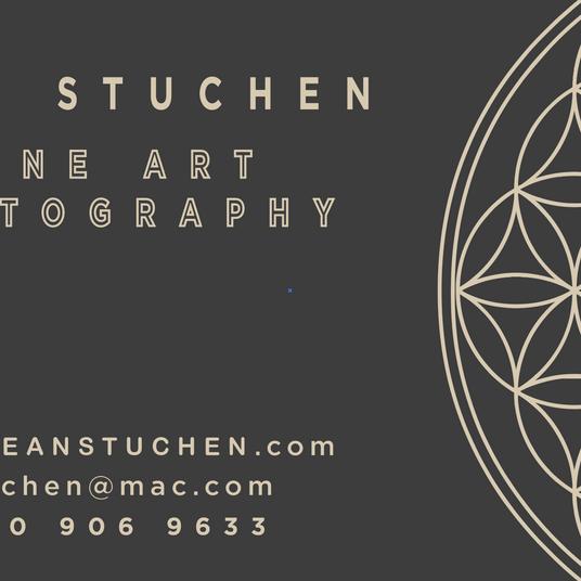 Sean Stuchen Business Card