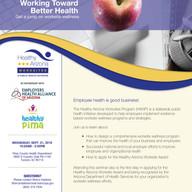 Healthy Arizona Workplace Program