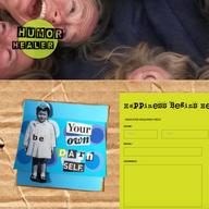 Humor Healer Website