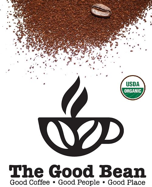 Espresso at Good Bean Coffee shop