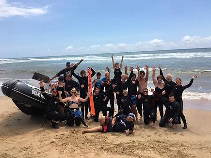 PADI Divemaster Internship South Africa, Aliwal Shoal
