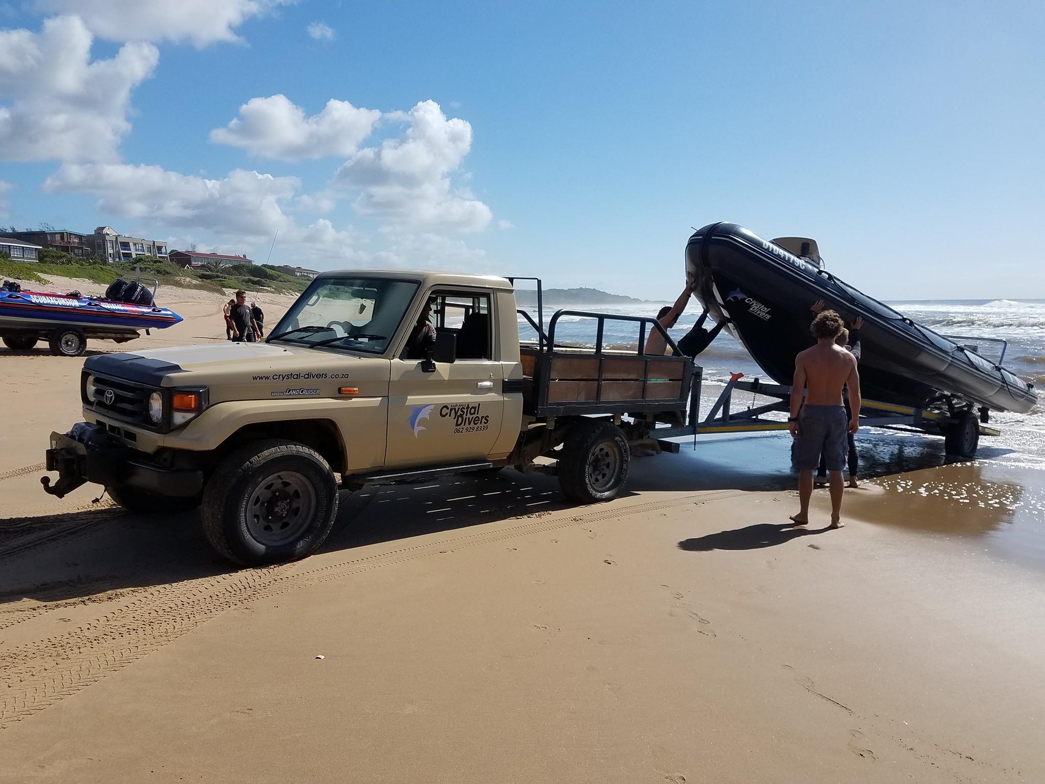 padi courses - aliwal shoal south africa