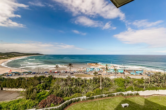 View at Crystal Divers South Africa