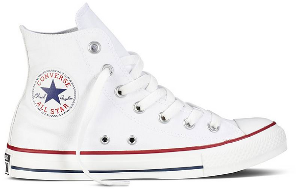 Converse CT Hi Top White