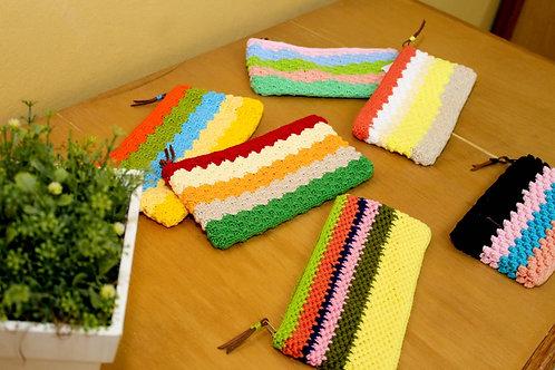 Necessaire Multicolorida p (foto ilustrativa)