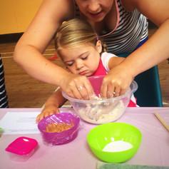 Children's cooking parties Torquay