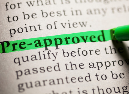 Pre-Qualification vs Pre-Approval – What's the Difference?