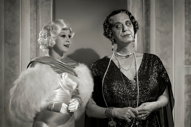 Jean Harlow / Dinner at Eight