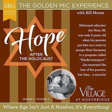 The Village at NorthRidge Senior Living Community Podcast Series- Season 1, Episode 3