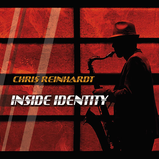 Chris Reinhardt - Inside Identity Cover.