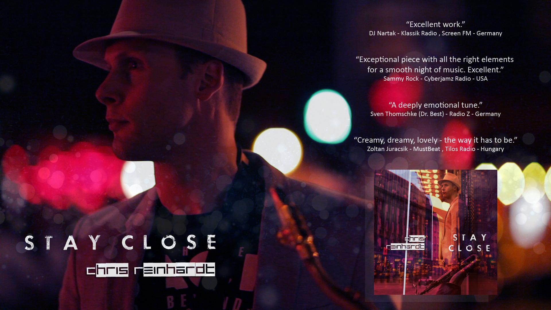 Chris Reinhardt - Stay Close_Official-Ba