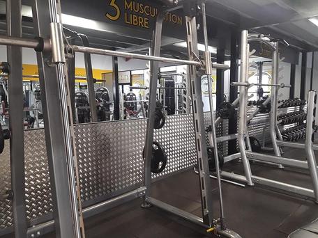urban fit center musculation