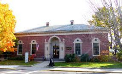 memorial jesup library Bar Harbor
