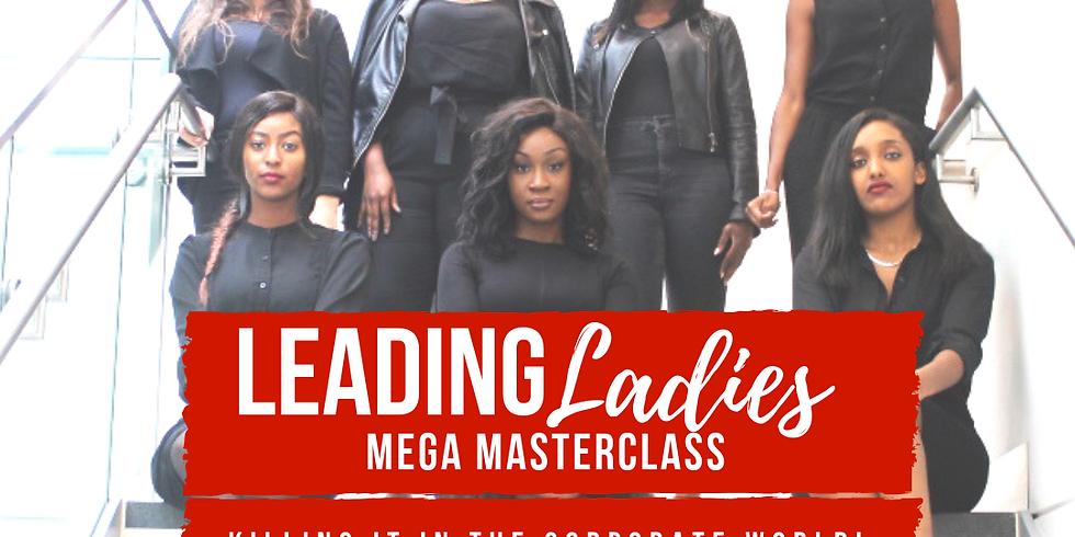 Leading Ladies Lunch & Mega Masterclass