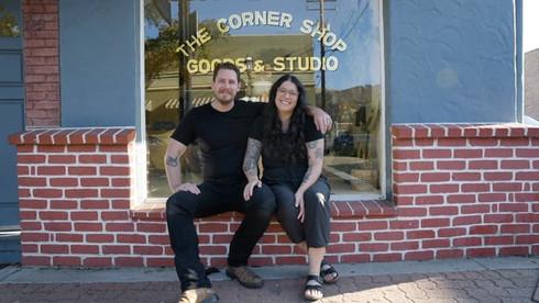 The Corner Shop | Kickstarter