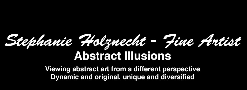 Stephanie Holznecht abstract artist