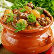 Irish Beef and Oatmeal Stew