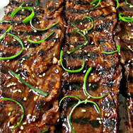 Korean Beef Short Rib Tacos