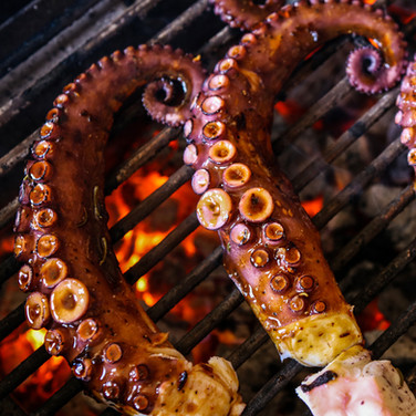 WyldSide Grilled Octopus