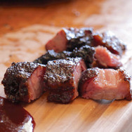 Chuck Roast and Burnt Ends