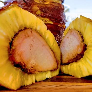Grilled Swineapple