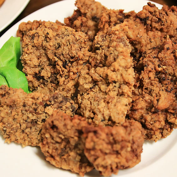 Country Fried Steak Nuggets