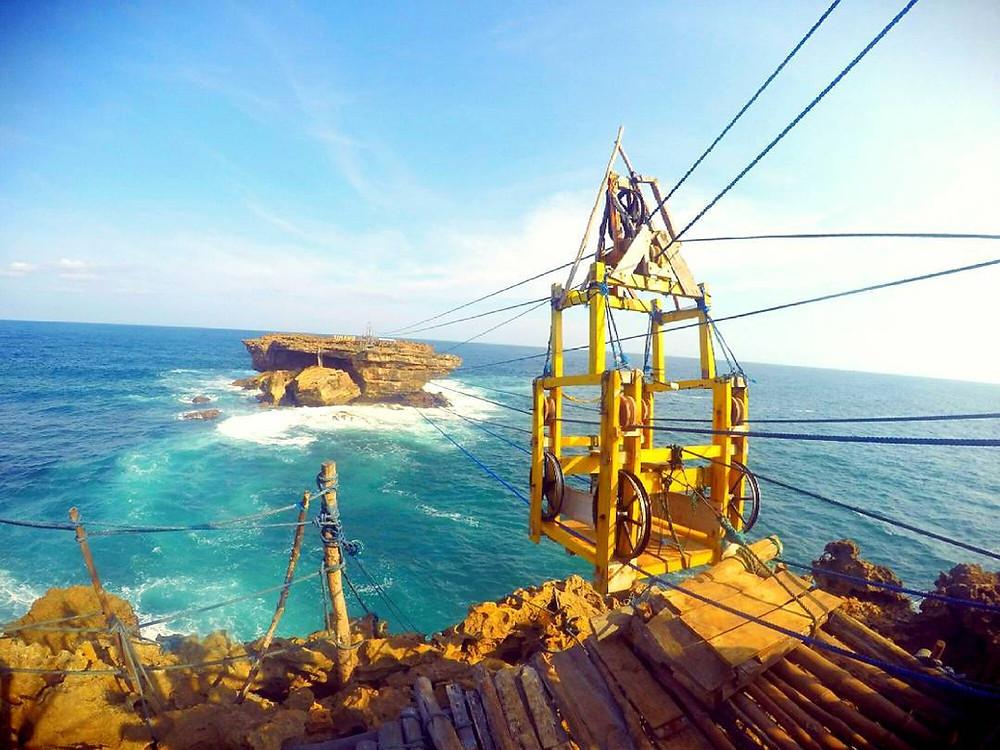 Rekomendasi wisata jogja travellers cantik pantai timang