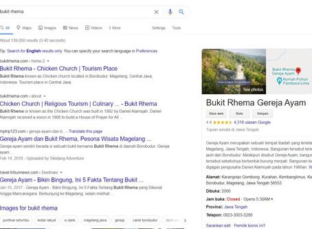 Google My Business Sepenting itu kah untuk Pelaku Bisnis Pariwisata Di Masa Pandemi ini?