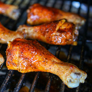 Smoked Chicken Legs