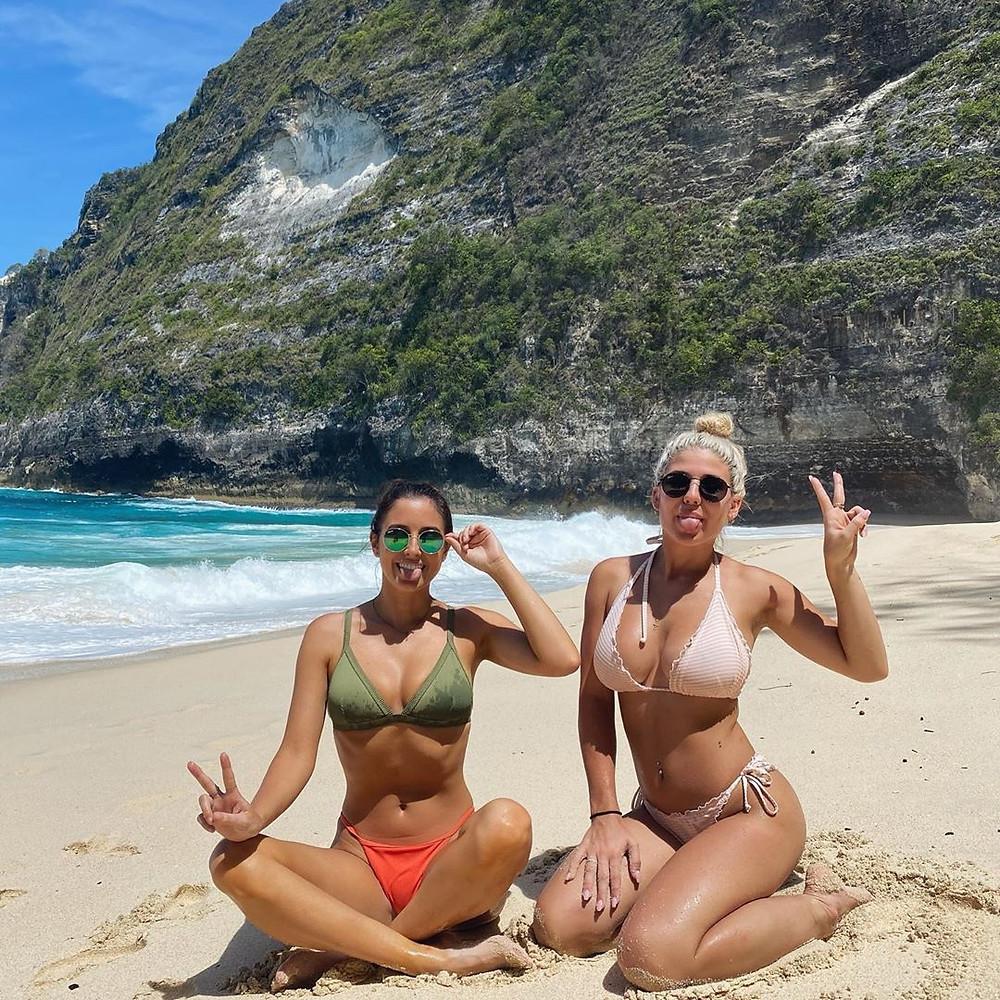 Tips ketika berjemur di pantai