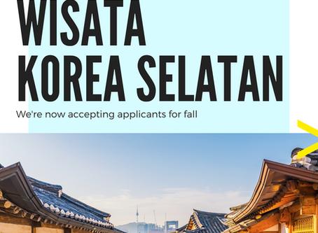 Informasi Destinasi Wisata Korea & Berita Kpop plus Drama Korea Lengkap!