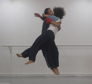 Photo by Natasha Shaknes dancers: Ronnie Heller & Adam Shpira