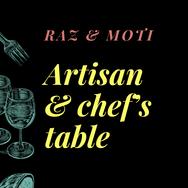 Artisan & Chef's Table