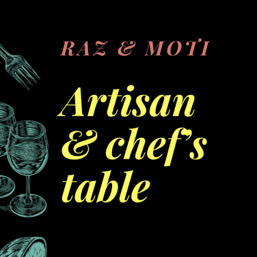 Artisan & Chef's Table
