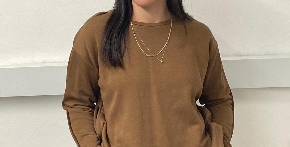 Cropped Sweatshirt