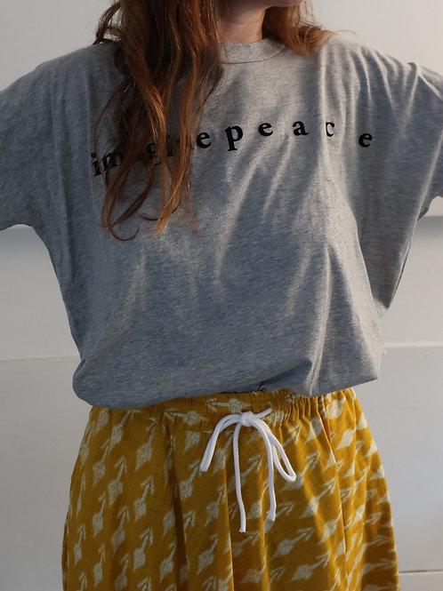 Imagine Peace Tshirt